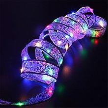 4m Christmas Party Decoration Ribbon Night Light