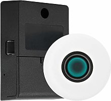 4Ms Semiconductor Fingerprint Cabinet Lock,360