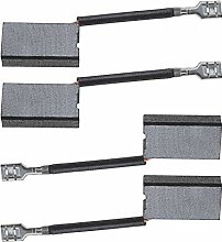 4Pcs 381028-08 Carbon Brushes Compatible with