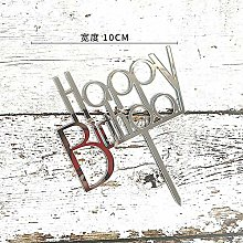 4PCS Acrylic One Cake Topper 1 St Birthday Party