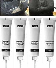 4pcs Advanced Leather Repair Gel Leather Repair