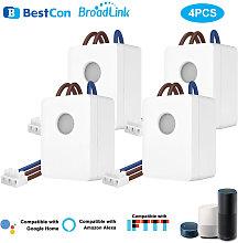 4PCS Bestcon SCB1E DIY Wifi Switch Energy