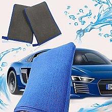 4PCS Car Wash Magic Clay Mitt Auto Care Cleaning