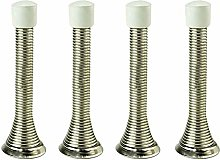 4Pcs Door Spring Stopper, Sturdy and Durable