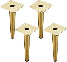 4Pcs Furniture Cabinet Metal Legs Kitchen Tall