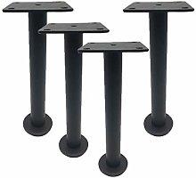 4Pcs Furniture Feet Stainless Steel Furniture Legs