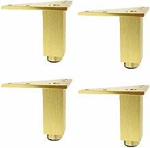 4pcs Furniture Legs Adiustable Metal Table Legs