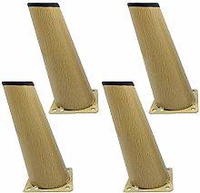 4pcs Furniture Legs Iron Furniture Feet Metal Sofa