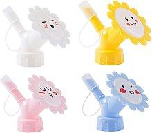 4Pcs Plastic Dual Head Bottle Cap Sprinkler,