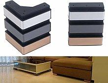 4Pcs/Set Furniture Sofa Legs,for Coffee Table TV