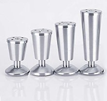4pcs Stainless Steel Furniture feet Thickening