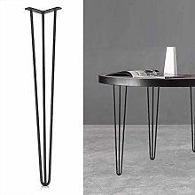 4Pcs Table Hairpin Legs, Hairpin Metal Furniture