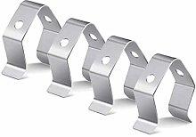 4PCS Thermometer Grill Clip Accessories, Universal
