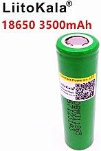 4pcs18650 INR18650MJ1 INR18650MJ1 Lithium ion