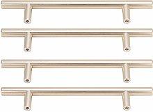 4Set Aluminum Alloy Gold Furniture Accessory Door