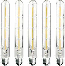 4W Tubular Edison Style LED Filament Bulb