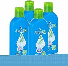 4x AquaBio Water Bed Conditioner–Concentrate
