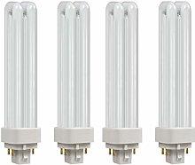 4X Crompton Energy Saving lamp Light Bulb 4 pin