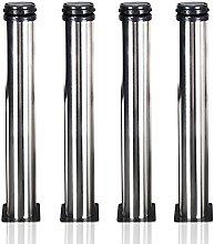 4X Qrity Cabinet Legs Kitchen Feet