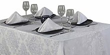 4YH Textiles Palazzo Snow White 12 Place Setting