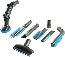 4YourHome Car Valeting Vacuum Cleaning 8 Piece
