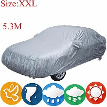 5.3M XXL Cover Tarp Cover Anti UV Snow Dust Rain