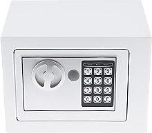 5.6L Security Safe Cash Box,(UK Stock)Cabinet Safe