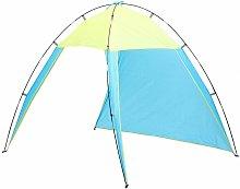 5-8 Person Portable Beach Umbrella Canopy Triangle