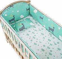 5 Crib Bedding Package, Suitable for Crib