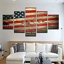 5 decorative paintings HD Print Painting Art