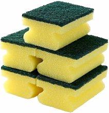 5 Double Sided Sponge Linger Packs Thickened I