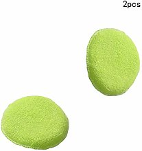 5 inch Microfiber Car Round Shaped Waxing Polish