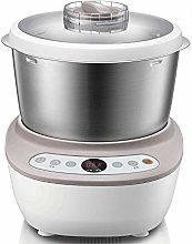 5 Liters Stainless Steel Mixing Bowl, 200W