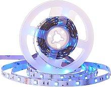 5 M LED Strips Lighting 16 Colours + White Light