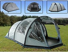 5 Man Inflatable Tent (Family Blow Up Camping Air