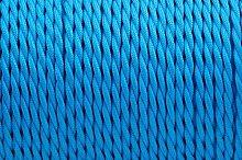 5 Meters, 2 Core Twisted Light Blue Italian