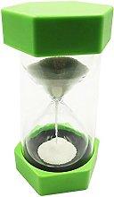 5 Minutes Sand Timer Hourglass with White Sand