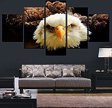 5 Paintings On Canvas Home Decoration Wall Canvas