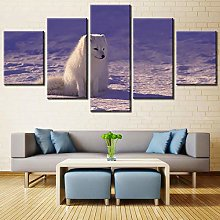 5 Paintings On Canvas Modern Painting On Canvas