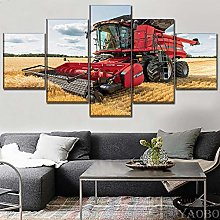 5 Paintings On Canvas Wall Art Canvas Painting