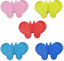 5 pairs Silicone Pot Holder Silicone Assist Hot
