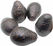 5 Pcs Simulated Fruit Models Fake Artificial Fruit