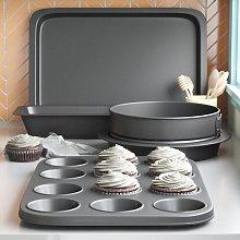5 Piece Non-Stick Bakeware Set Wayfair Basics