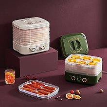 5 Removable Food Dehydrator for Jerky, Fruit