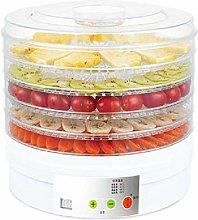 5 Tier Food Dehydrator,Food Dryer with Adjustable