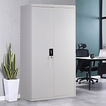 5 Tier Office Filing Cabinet Metal Storage