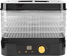 5 Trays Food Vegetable Fruit Dryer, Electric Food