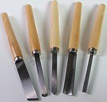 5 Woodturning Knife Turning Gouge Woodturning