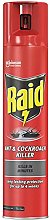 5 x 300ml Raid Ant & Cockroach Intant Killer Spray