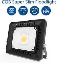 5 x 50W 4500LM Super Slim LED Floodlight IP65